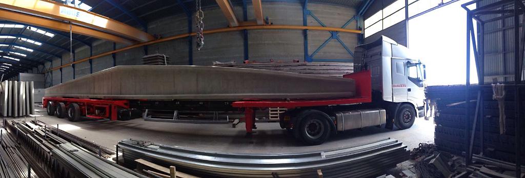 Naves industriales prefabricadas